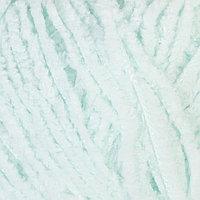 "Пряжа ""Softy"" 100% микрополиэстер 115м/50гр (15 водяная зелень)"