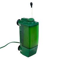Фильтр внутренний секционый био-фильтр BARBUS FILTER 015 (600л/час)