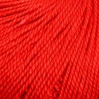 """Пряжа """"Успешная"""" 100%мерсеризованный хлопок 220м/50гр (06-Красный)"""