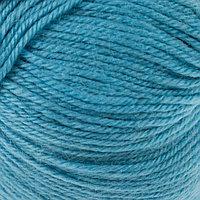 """Пряжа """"Baby Wool"""" 40% шерсть, 40% акрил, 20% бамбук 175м/50гр (128 морская вода)"""