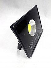Прожектор светодиодный, сафит 50 W. прожектор для парковки, садового участка, двора, улицы