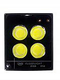 Прожектор светодиодный, сафит 200 W. Софиты для парков, фасадов зданий, скверов, парковок., фото 4