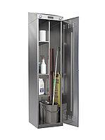 Шкаф для хранения и дезинфекции уборочного инвентаря Atesy ШХДИ-1-02-1