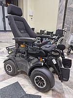 Инвалидная кресло-коляска с электроприводом, вездеход OPTIMUS 2