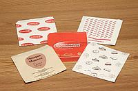 Бумажные обертки и уголки
