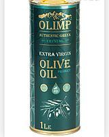 Оливковое масло Олимп Кристалл - для салатов. выпечки, жарки , 1 л