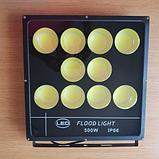 Прожектор светодиодный софиты 500 W. Прожектор для стадионов, для строек, для фасадов зданий, фото 2