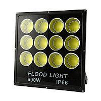 Прожектор светодиодный софиты 600 W. Прожектора для стройки, прожектор для фасадов здания.