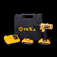 Аккумуляторный ударный шуруповерт Texa
