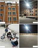 Прожектор светодиодный, диодные прожектора софиты 1000 W. Прожектор на стройку, для стадиона, фото 2