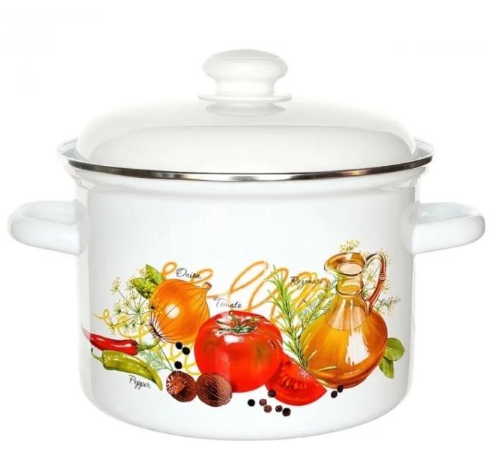 """Кастрюля """"Итальянская кухня"""" 4,5 литра"""