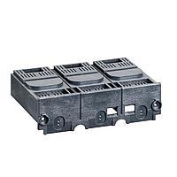 Короткая клеммная заглушка для выключателя или цоколя, 3П Schneider Electric LV429515