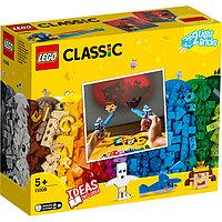 LEGO Classic: Кубики и освещение 11009