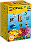 LEGO Classic: Кубики и зверюшки 11011, фото 2