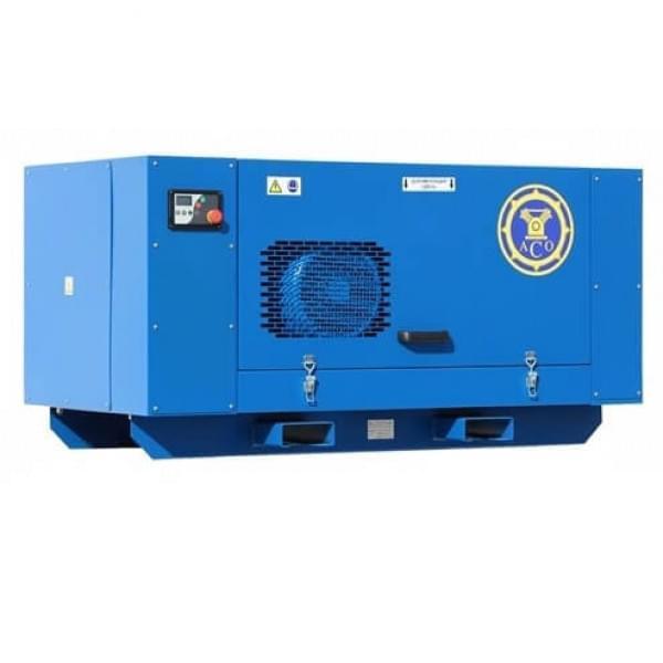 Винтовой компрессор с ременным приводом без ресивера АСО ВК 11-08