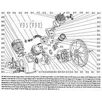 Набор дисков Robot Coupe 1945 CL30