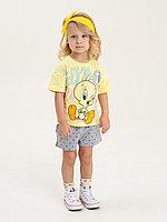 Batik Комплект футболка и шорты для девочки (02767_BAT)