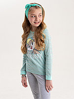 Batik Комплект футболка брюки для девочки (02776_BAT)