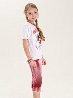 Batik Комплект футболка и капридля девочки (02784_BAT)