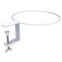 Струбцина с кольцом для пластиковой чаши 200 мм