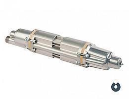 Насос сдвоенный погружной вибрационный UNIPUMP БАВЛЕНЕЦ 2 БВ-0,24-40-У5, 40м