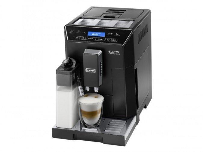 Кофемашина DeLonghi ECAM 44.664.B черный