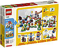 71380 Lego Super Mario Твои уровни! Твои Приключения! Дополнительный набор, Лего Супер Марио, фото 2