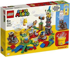71380 Lego Super Mario Твои уровни! Твои Приключения! Дополнительный набор, Лего Супер Марио
