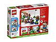 71382 Lego Super Mario Загадочное испытание растения-пираньи. Дополнительный набор, Лего Супер Марио, фото 2