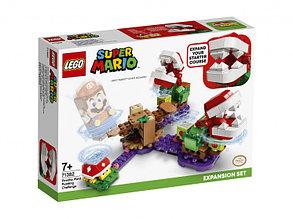 71382 Lego Super Mario Загадочное испытание растения-пираньи. Дополнительный набор, Лего Супер Марио
