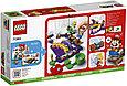 71383 Lego Super Mario Ядовитое болото егозы. Дополнительный набор, Лего Супер Марио, фото 2
