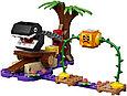 71381 Lego Super Mario Кусалкин на цепи — встреча в джунглях. Дополнительный набор, Лего Супер Марио, фото 3