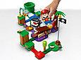 71381 Lego Super Mario Кусалкин на цепи — встреча в джунглях. Дополнительный набор, Лего Супер Марио, фото 5