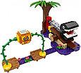 71381 Lego Super Mario Кусалкин на цепи — встреча в джунглях. Дополнительный набор, Лего Супер Марио, фото 4