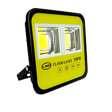 Прожектор светодиодный, led сафит, софиты 100 ватт. Прожектора для скверов, стоянок, на дачу, в парк.