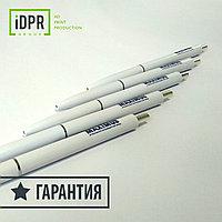 Нанесение на ручки логотипа