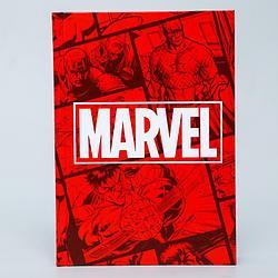 Ежедневник А5, 160 листов Marvel «Мстители»