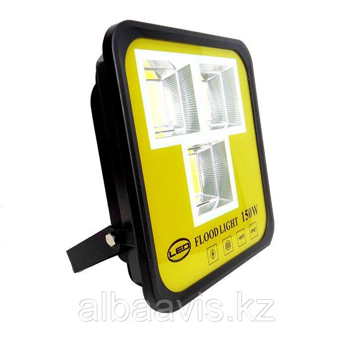 Прожекторы светодиодные, сафит 150 w. Прожектор купить для освещения парка, здания, парковки, дачи.