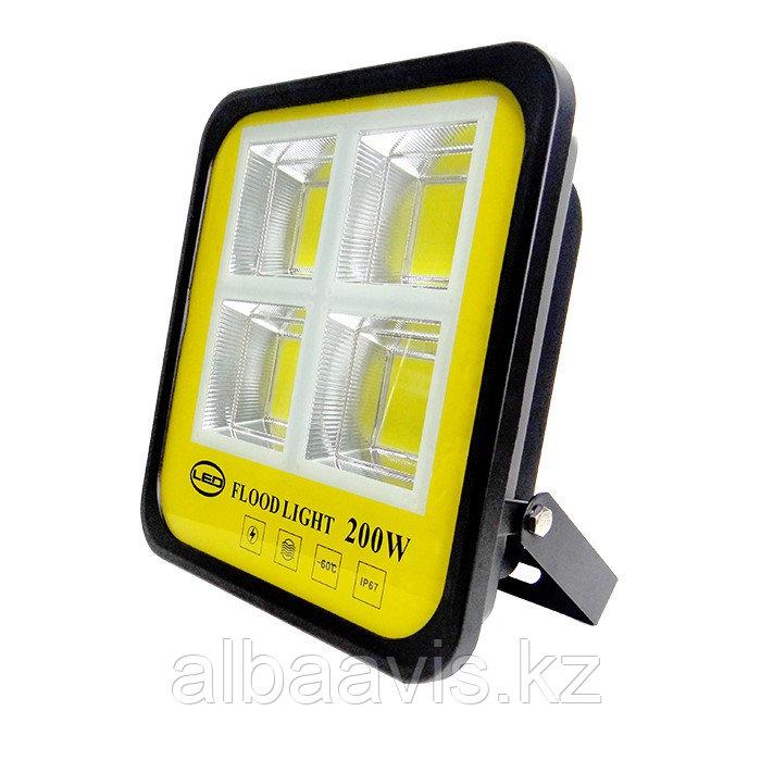 Прожектор светодиодный лед 200 ватт, софит 200 w. Прожектор куплю для сто, прожектор на улицу, прожектора 200в