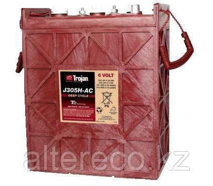 Тяговый аккумулятор Trojan J305H-AC (6В, 360Ач), фото 2