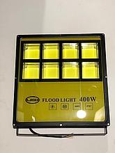 Прожектор светодиодный, софиты лед 400 ватт. Прожектр на стройку, прожектор купить на стоянку, на склад.
