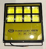 Прожектор светодиодный, софиты лед 400 ватт. Прожектр на стройку, прожектор купить на стоянку, на склад., фото 2