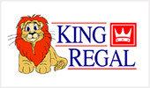 KING REGAL. Мармелад (Испания)