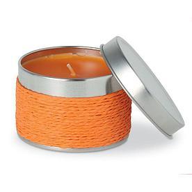 Свеча, DELICIOUS Оранжевый