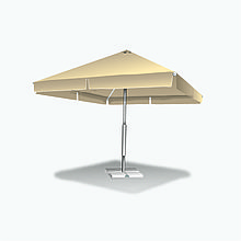 Зонт для летней площадки 3х3