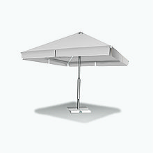 Зонт для летней площадки 3,5х3,5