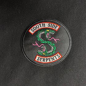 Нашивка South Side Serpents - Ривердейл