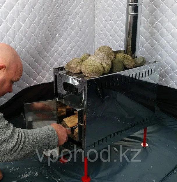 Печь INTENT MINI, баня /палатка