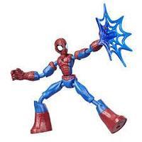 Е7686 Spider Man 4: Фигурка 15 см Bend and Flex