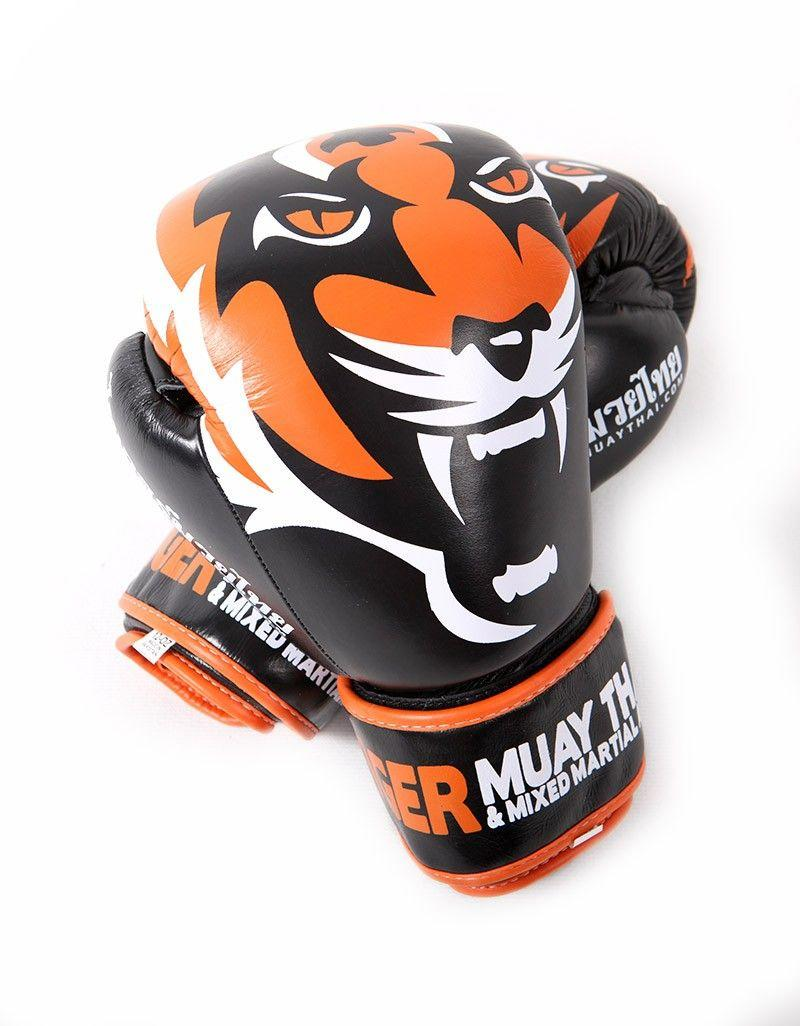 Боксерские перчатки Tiger Muay Thai